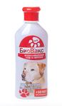 БиоВакс 335 мл./Шампунь для короткошерстных собак с экстрактами хмеля и багульника + маслом чайного дерева