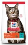 Hills Science Plan Feline Adult Optimal Care with Tuna 10 кг./Хиллс сухой корм для взрослых кошек с тунцом