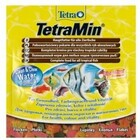 TetraMin  Sachet 12 гр./Тетра корм для всех видов рыб в виде хлопьев