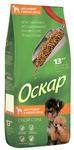 Оскар 13 кг./Сухой корм для собак средних и малых пород