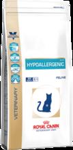 Royal Canin Hypoallergenic DR25  2,5 кг./Роял канин сухой корм для кошек при пищевой аллергии и непереносимости