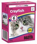 Bozita  370 гр./Бозита консервы для кошек в желе Лангуст