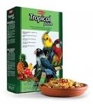 Padovan Tropical patee 700 гр./Падован Корм комплексный фруктовый  для средних попугаев
