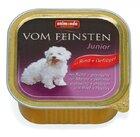 Animonda  Vom Feinsten Junior 150гр./Анимонда Консервы для щенков  с говядиной и мясом домашней птицы отзывы