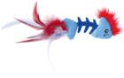 Petstages/ Игрушка для кошек Fish Bone голубая/90022