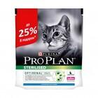 Pro Plan Sterilised 300 гр.+100 гр./Проплан сухой корм для поддержания здоровья стерилизованных кошек с кроликом