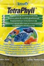 TetraPhyll Sachet 12 гр./Тетра корм для рыб хлопья растительные