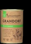 GRANDORF Консервы для собак Ягненок с Индейкой 400 гр.