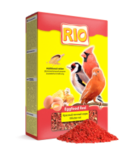 Rio 350 гр./Рио Корм для птиц для усиления окраса Яичный красный