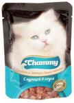 Chammy  85 гр./Чамми консервы для кошек Курица в соусе