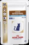 Royal Canin Gastro Intestinal Moderate Calorie 100 гр./Роял канин консервы диета для кошек при нарушениях пищеварения