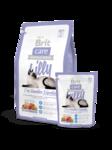Brit Care Cat Lilly I've Sensitive Digestion 400 гр./Брит Каре сухой корм для кошек с чувствительным желудком