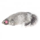 Triol/Игрушка для кошек Мышь серая 130-140мм/M5.5NG