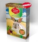 Родные корма 400 гр./ Корм для кроликов с овощами