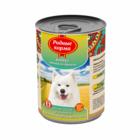 Родные Корма 410 гр./Консервы для собак жарёха мясная по-двински