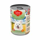 Родные Корма 410 гр./Консервы для собак скоблянка мясная по-городецки