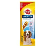 Pedigree Denta Stix 77 гр./Педигри Лакомство для собак по уходу за зубами