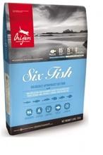 ORIJEN Six Fish 340 гр./Ориджен сухой корм для кошек всех пород и возрастов с рыбой