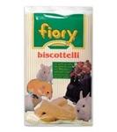 Fiory 30 гр./Фиори Бисквиты для грызунов с морковью