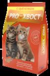 ProXвост 350 гр./Про Хвост сухой корм для котят с цыпленком
