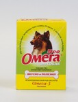 Омега Нео//витамины для собак с биотином 90 таб.