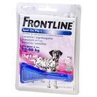 Frontline Spot On/Фронтлайн Спот Он капли для собак 20-40 кг (2,68 мл)