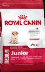 Royal Canin Medium Junior 15 кг./Роял канин сухой корм для щенков средних размеров с 2 до 12 месяцев