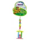 """Dezzie 5614002//Деззи игрушка для птиц подвеска """"Карусель"""""""
