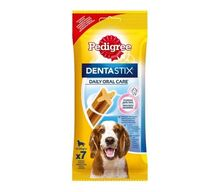 Pedigree Denta Stix 180 гр./Педигри Лакомство для собак по уходу за зубами