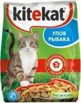 Kitekat 350 гр./Китекет сухой корм для кошек с рыбой