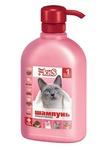 """Ms.Kiss 200 мл./Мисс Кисс Шампунь для короткошерстных кошек """"Изящная пантера"""""""