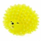 "Dezzie 5604055//Деззи игрушка для собак Мяч ""Желтый ежик"" 8,8 x 8 см."