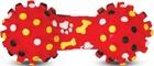TRIOL/ Игрушка для собак Гантель с шипами/12101007
