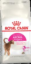 Royal Canin Exigent Aromatic Attraction 4 кг./Роял канин сухой корм для кошек привередливых к аромату продукта