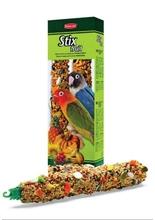 Padovan Stix Fruit 100 г./Падован Палочки для средних попугаев с Фруктами