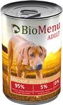 BioMenu ADULT410 гр./БиоМеню консервы для собак Мясное ассорти
