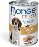 Monge Dog Fresh соб конс 400 гр. Мясной рулет курица
