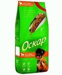Оскар 2 кг./Сухой корм для взрослых собак активных пород