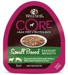 CORE SMALL BREED85 гр./Консервы из баранины с олениной, белым сладким картофелем и морковью для собак мелких пород