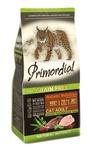 PRIMORDIAL 6 кг. корм сухой для кошек беззерновой утка индейка