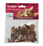 TitBit /ТитБит Легкое баранье для кошек мягкая упаковка