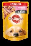 Pedigree 100 гр./Педигри консервы в фольге для собак ягненок в желе