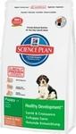 HILL'S Science Plan Puppy Healthy Development 18 кг./Хиллс сухой корм  для щенков мелких и средних пород, Ягненок с рисом