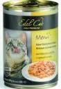EdelKat 400 гр./Эдель Кет консервы для кошек  курица и утка