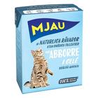 Mjau 380 гр./Мяу Консервы для кошек мясные кусочкив в желе с окунем