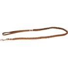 Зооник/Поводок кож. 12 мм двойное плетение (1 м) 11112