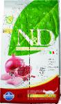 Farmina N&D Cat Chicken & Pomegranate Neutered 300 гр./Фамина сухой беззерновой  корм для кошек курица с гранатом для стерил и кастр