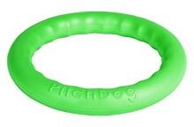 PitchDog 30 - Игровое кольцо для апортировки d 28 зеленое (31006)