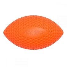 PitchDog SPORTBALL игровой мяч-регби для апортировки 9 см, оранжевый (31008