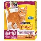 Friskies Hairball 300 гр./Фрискис сухой корм для кошек проф-ка комков шерст курица овощи
